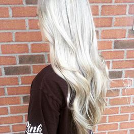 Shadow Blond Root Extension