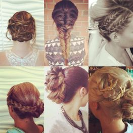 Bridal & Prom Updo Hairstyle